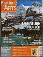 Pratique des arts January 2010 edition
